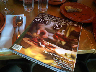 Mix: Portland's Food and Drink Magazine